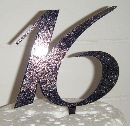 16 Cake Topper 2