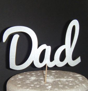 Dad Cake Topper 2