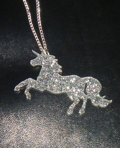 Unicorn Pendant necklace