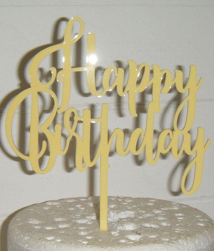 Happy Birthday Cake Topper 7 (rist)