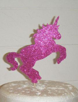 Unicorn Silhouette Cake Topper  2