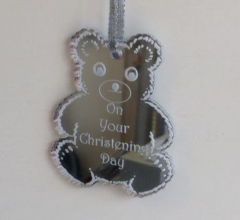10cm Teddy shape Or any shape with engraving