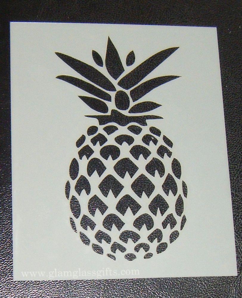 Pineapple Cake airbrish craft etc