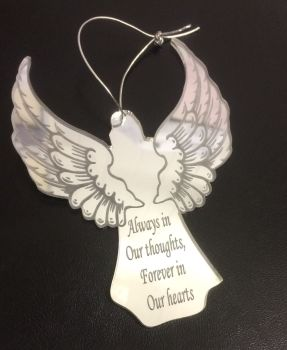 Angel Remembrance Tree Decoration