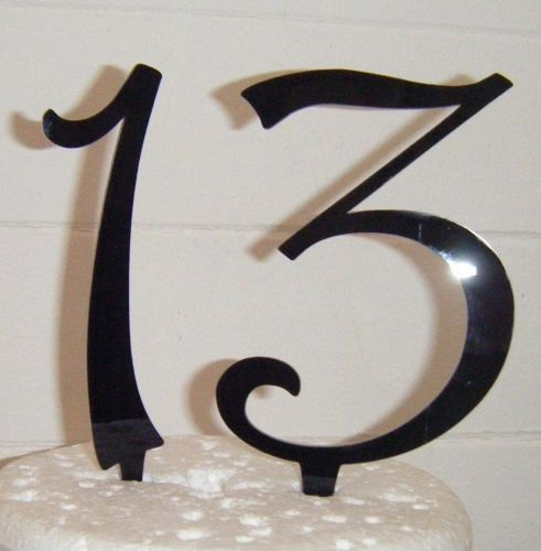 13 Cake Topper 2