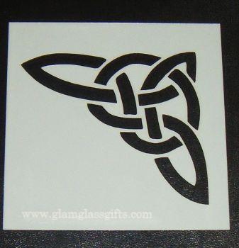 Celtic Knot Stencil 3