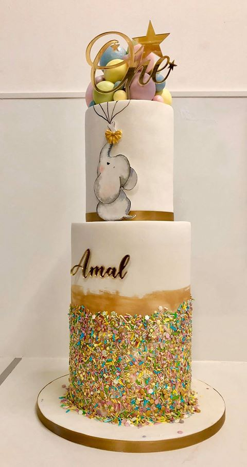 Custom Mini Word Name Cake Topper or Cake Embellishement