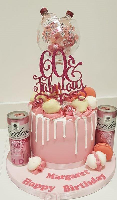 ..... & Fabulous Cake Topper 30, 40, 50, 60, 70 etc (bracket base) ANY Numb