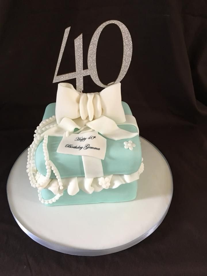 40 Cake Topper 5   (Sold design Exactly as shown)