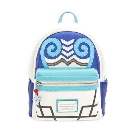 Loungefly Overwatch Backpack Mei Mini Bag