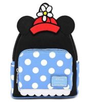 Loungefly Positively Minnie Mini Backpack  Bag