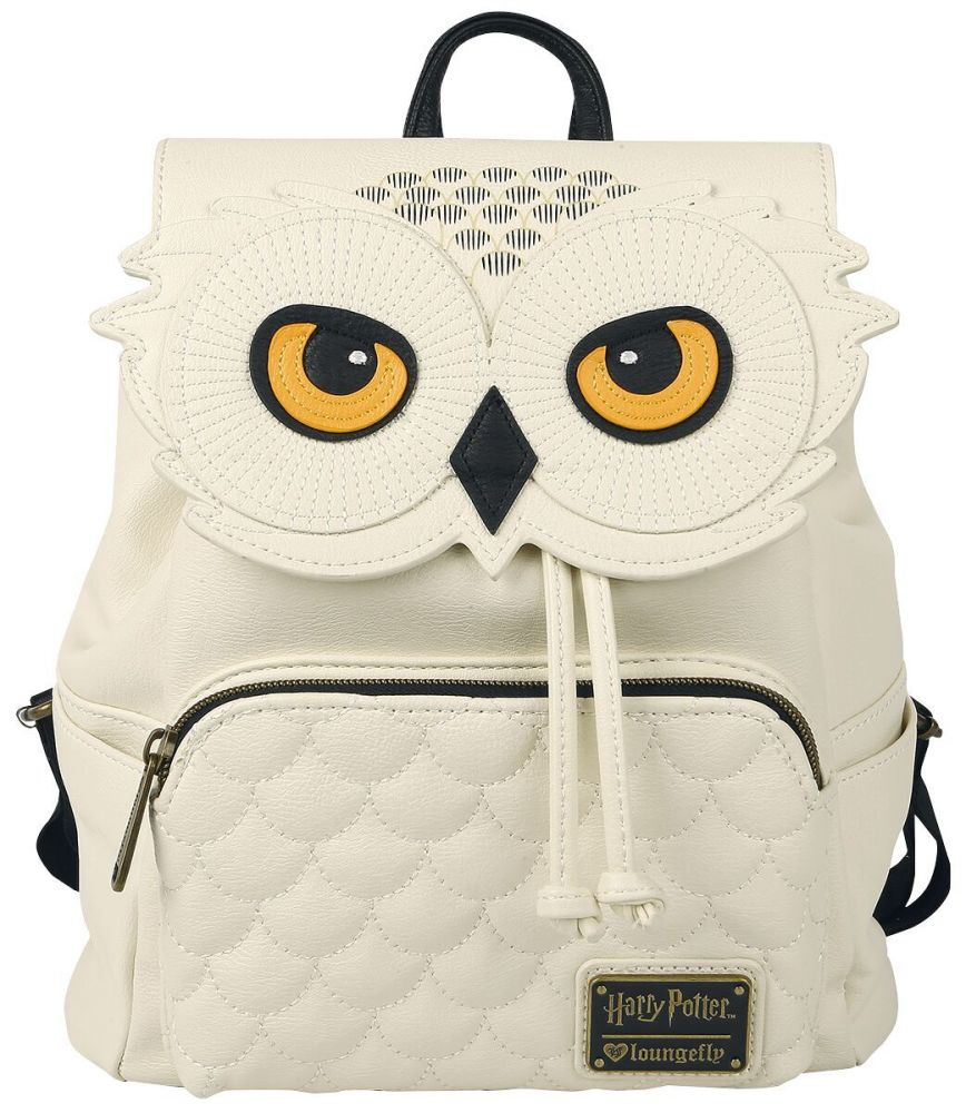 Harry Potter  - Hedwig Owl - Mini Bag Backpack Loungefly
