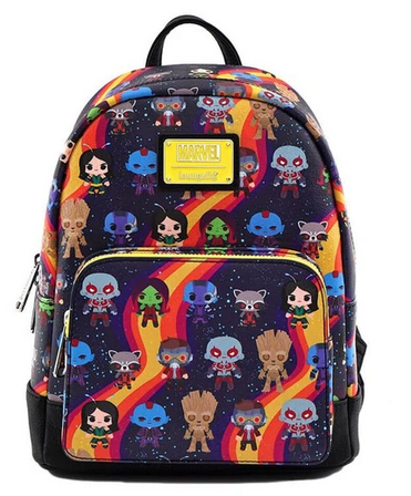Guardians of the Galaxy - Chibi  - Mini Bag Backpack Loungefly