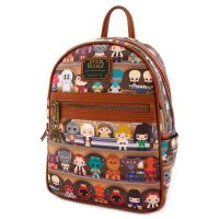 Loungefly x Star Wars Chibi Characters Mos Eisley Cantina Mini Backpack
