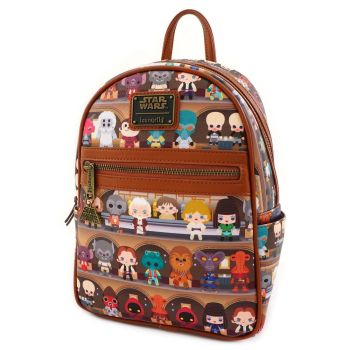 Loungefly x Star Wars Mos Eisley Cantina Mini Backpack