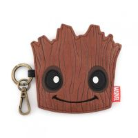 Groot Loungefly Zip Top Coin Purse