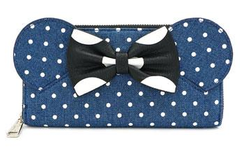 Disney by Loungefly Wallet Minnie Mouse Dots