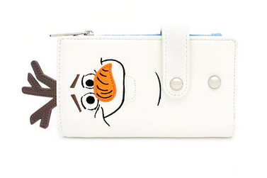 Disney by Loungefly Wallet Olaf - Frozen Purse