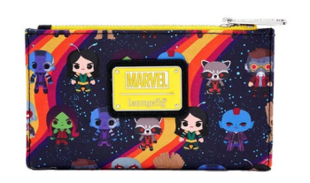 Marvel by Loungefly Wallet Guardians Chibi Purse