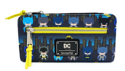 DC Zip Around Wallet by Loungefly - DC Comics Batman
