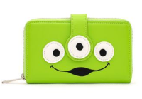 Toy Story Zip Around Wallet by Loungefly - Alien Eye