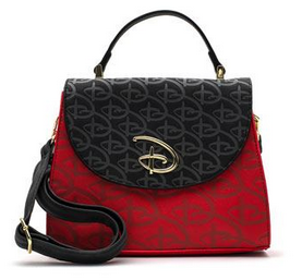 Disney by Loungefly Crossbody Disney Logo Bag