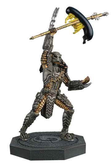 The Alien & Predator Figurine Collection Scar Predator (Alien vs. Predator)