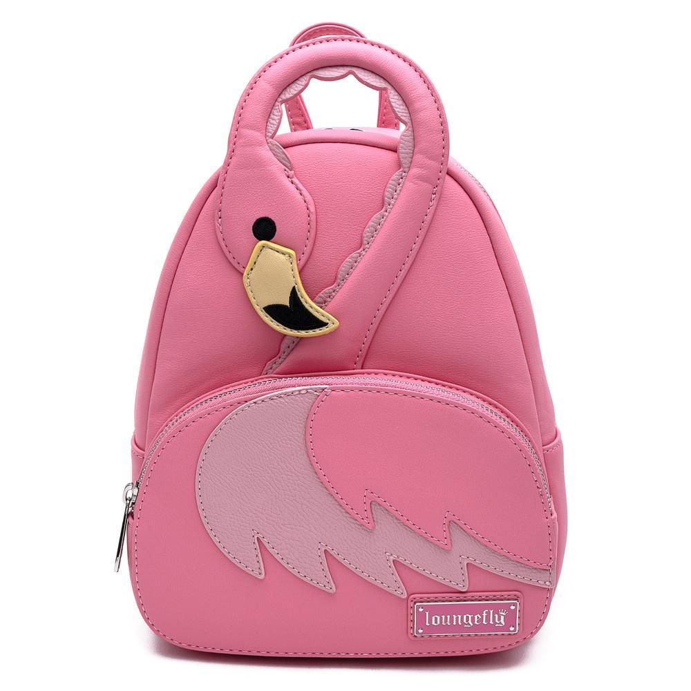 Flamingo - Pool Party Pink  Loungefly  Mini Backpack Bag