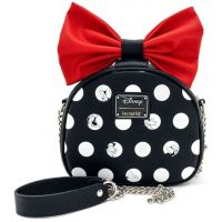 Loungefly Disney: Minnie Mouse - Big Red Bow Crossbody Bag