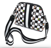 Looney Tunes Character Checker Crossbody Bag