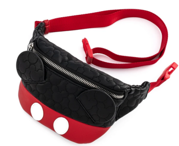 Loungefly Disney Mickey Mouse Fanny Pack Bumbag
