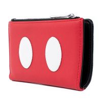 Loungefly Disney Mickey Mouse Quilted Cosplay Wallet