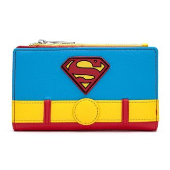 Loungefly DC Comics Classic Superman Cosplay Wallet