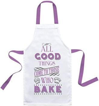 All Good Things Come to Those Who Bake - Fun Apron