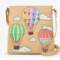 Amongst The Clouds Bryant Leather Cross Body Bag