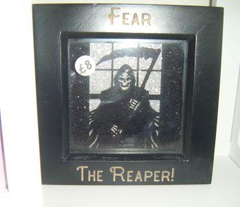 Mini Frame - Grim Reaper - Fear The Reaper - Horror