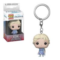 Elsa Frozen - Mini Funko Pocket Pop Keyring Keychain