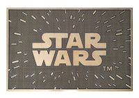 Star Wars Rubber Door Mat - Logo