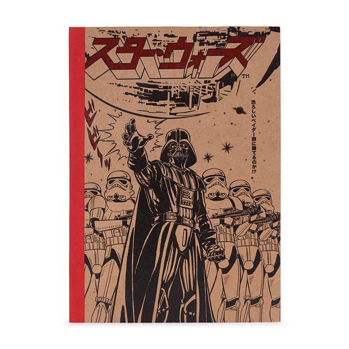 Star Wars A5 Notebook - Japanese Design