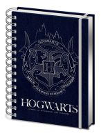 Harry Potter - Hogwarts Crest - A5 Notebook