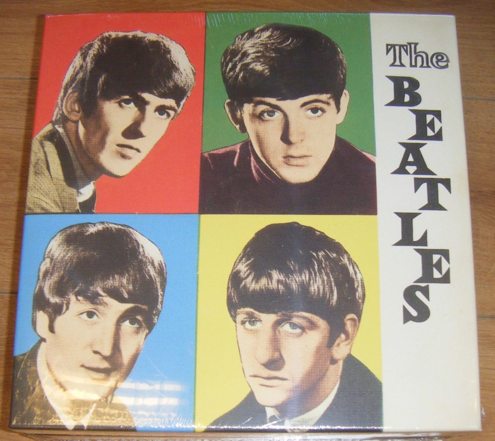 The Beatles Canvas Wall Art