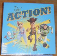 Toy Story 4 - Takin Action Canvas Wall Art