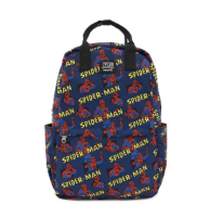 Spiderman AOP - Loungefly Nylon Backpack Print