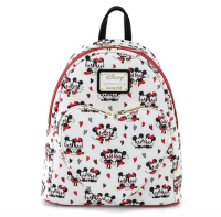Disney by Loungefly Backpack Mickey And Minnie Mouse In Love