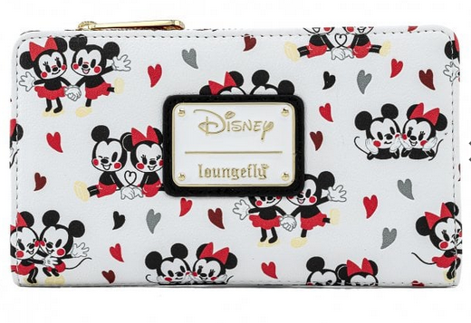 Disney by Loungefly Wallet Mickey And Minnie Mouse In Love