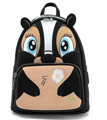 Disney by Loungefly Backpack Bambi Flower Cosplay With Tail
