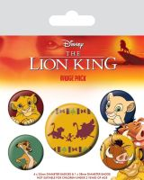 The Lion King Badge Pack