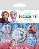 Frozen 2 Olaf Badge Pack