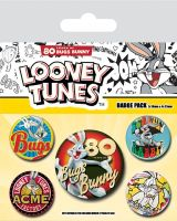 Looney Tunes Bugs Bunny Badge Pack