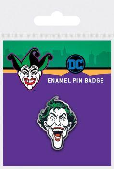 Joker - Batman Enamel Pin Badge